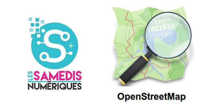 Les samedis numériques : initiation à la carte mondiale OpenStreetMap