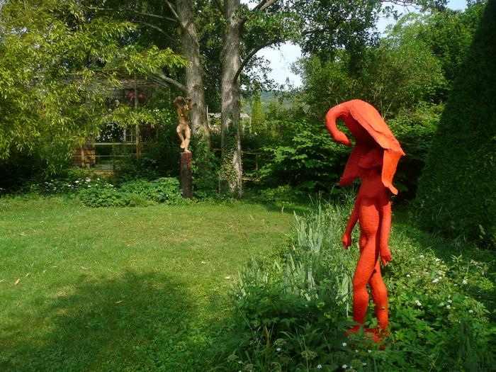 Journées du patrimoine 2018 - Les sculptures d'Antoine Halbwachs