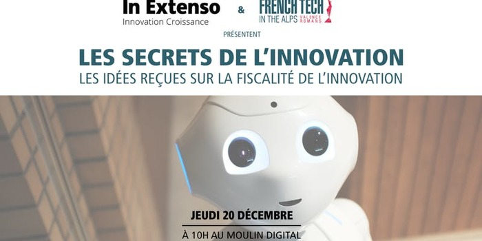 Les secrets de l'innovation - la fiscalité de l'innovation