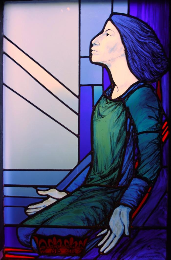 Journées du patrimoine 2018 - Les secrets des vitraux : rencontre avec un peintre-verrier