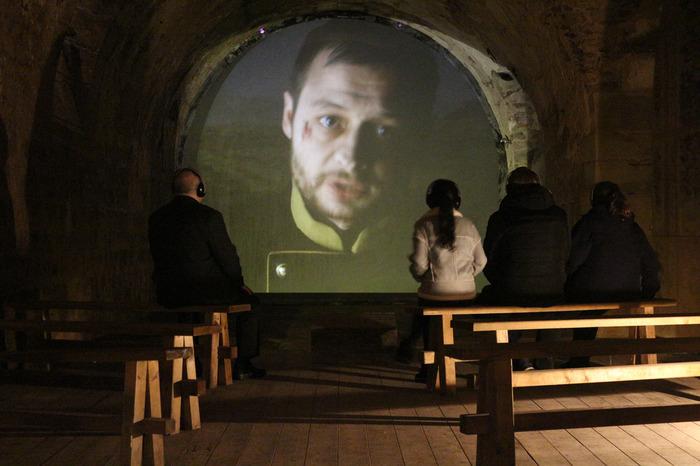 Journées du patrimoine 2018 - Les souterrains de la Citadelle : parcours cinématographique historique
