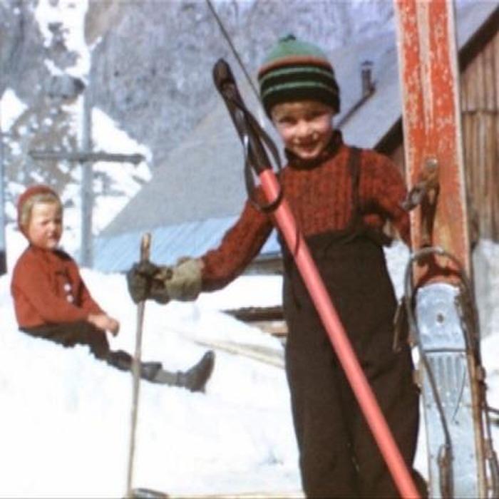 Crédits image : Cinémathèque des Pays de Savoie - Fondation Facim