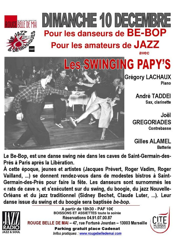 Les Swinging Papy's