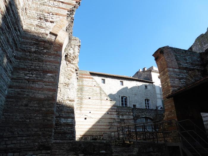 Journées du patrimoine 2018 - Les Thermes de Constantin