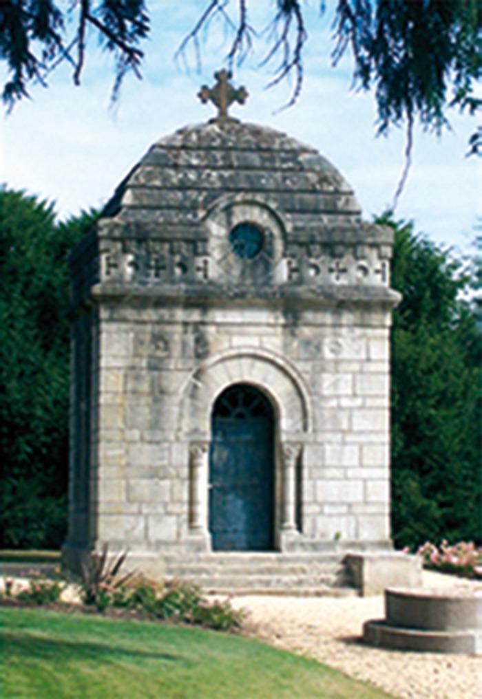 Journées du patrimoine 2017 - Les Tombeaux Dumaine