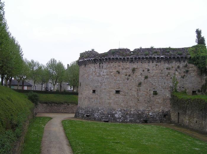 Journées du patrimoine 2017 - Les tours et portes de l'enceinte dinannaise - La tour Beaumanoir
