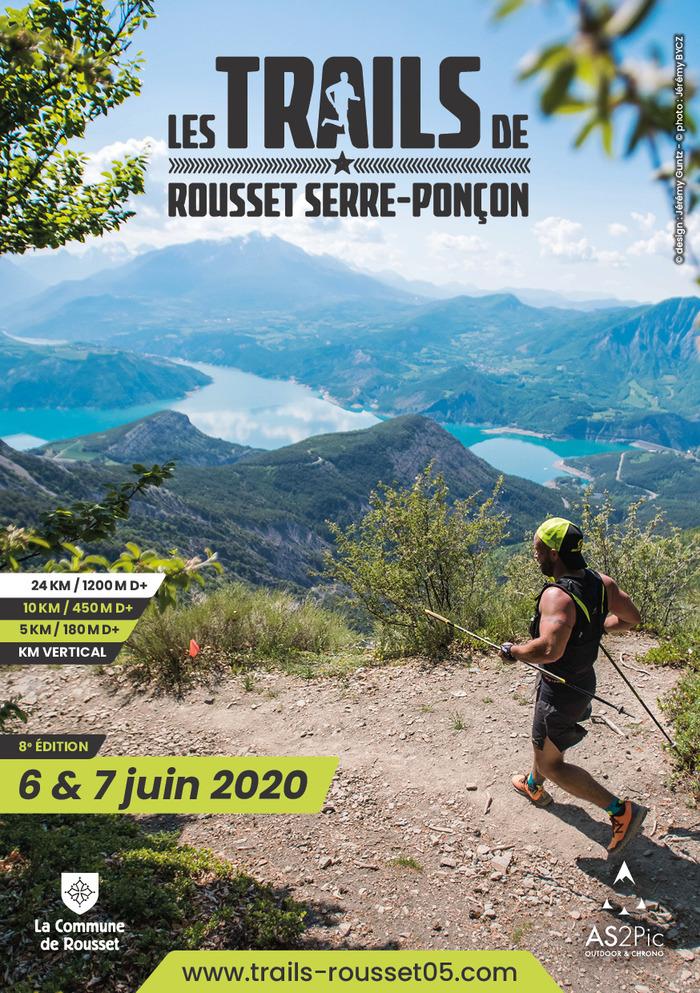 les Trails de Rousset Serre-Ponçon 2020