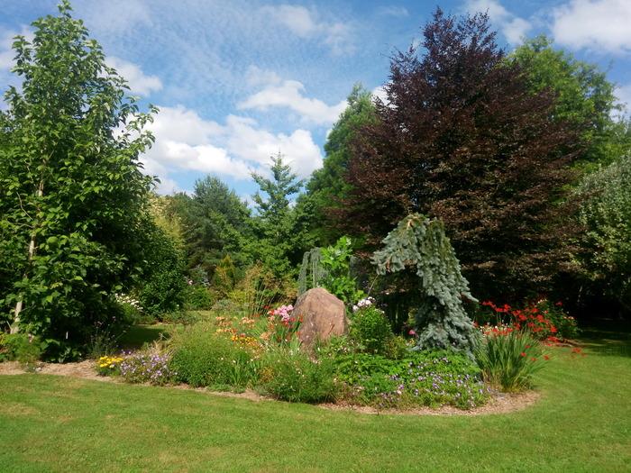 Journées du patrimoine 2017 - Venez vous balader à l'arboretum de Saint-Eloi