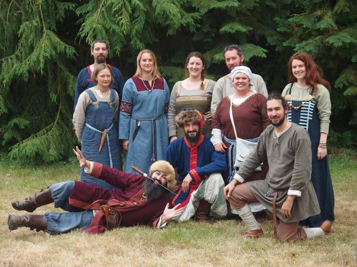 Journées du patrimoine 2018 - Les vikings à Rezé