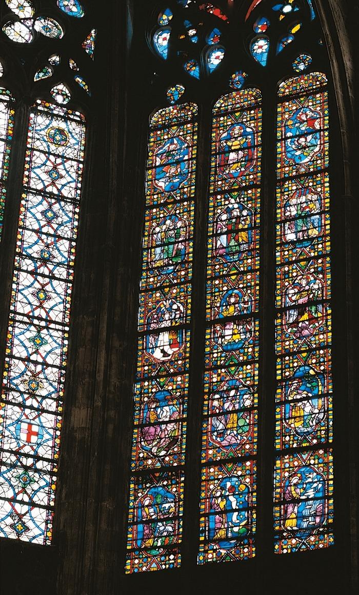 Journées du patrimoine 2018 - Visite guidée des vitraux