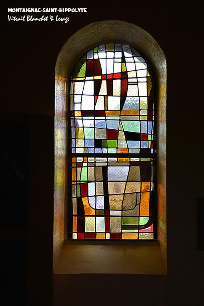 Journées du patrimoine 2018 - Découverte : les vitraux XXe siècle de la Haute-Corrèze