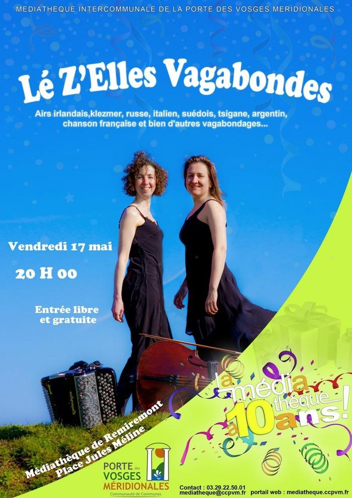 Les Z'Elles Vagabondes