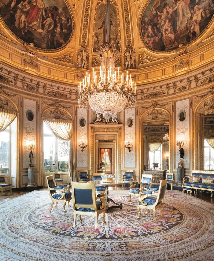 Journées du patrimoine 2018 - Lieux de décision et lieux de réception du palais de la Légion d'honneur
