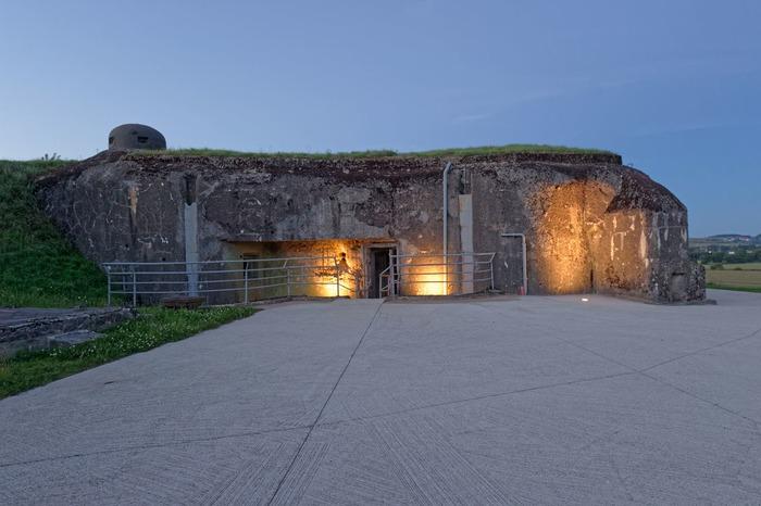 Journées du patrimoine 2018 - Ligne Maginot 1940 - Visite Nocturne