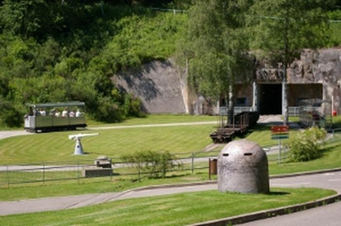 Journées du patrimoine 2018 - Ligne Maginot, Fort du Simserhof