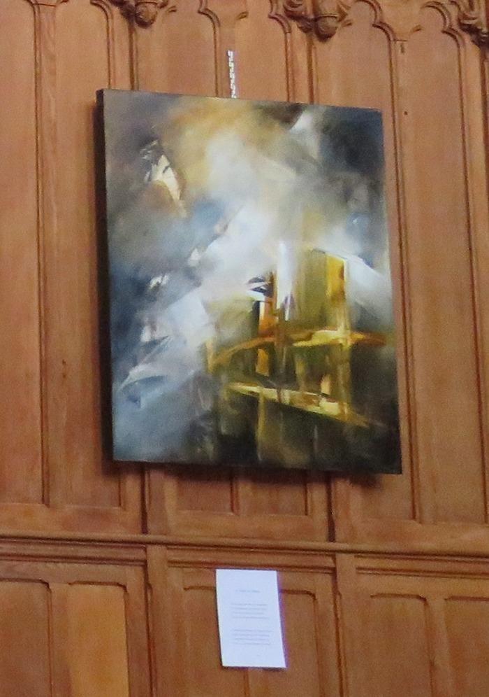 Journées du patrimoine 2018 - Exposition « Litanies de Marie » à la chapelle Notre-Dame