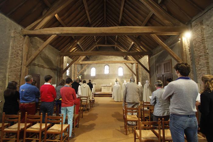 Liturgies monastiques à Magdala