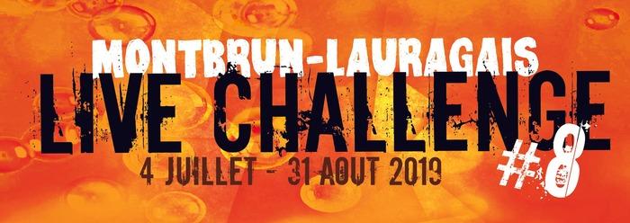 Live Challenge : 8ème édition du festival de musique à Montbrun Lauragais