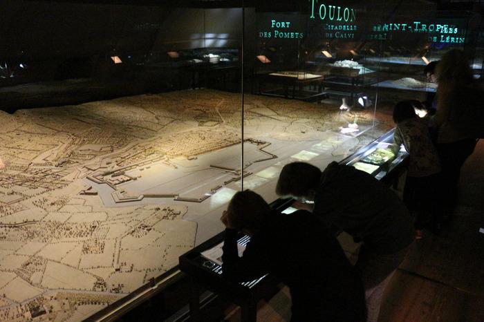 Crédits image : Musée des Plans-reliefs / G. Froger