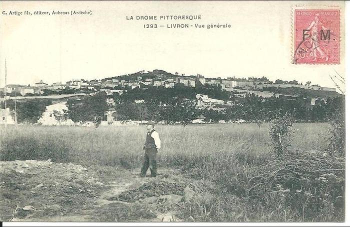 Journées du patrimoine 2018 - LIVRON AU SIECLE DERNIER 1900-2000
