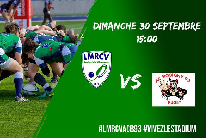 LMRCV - AC Bobigny