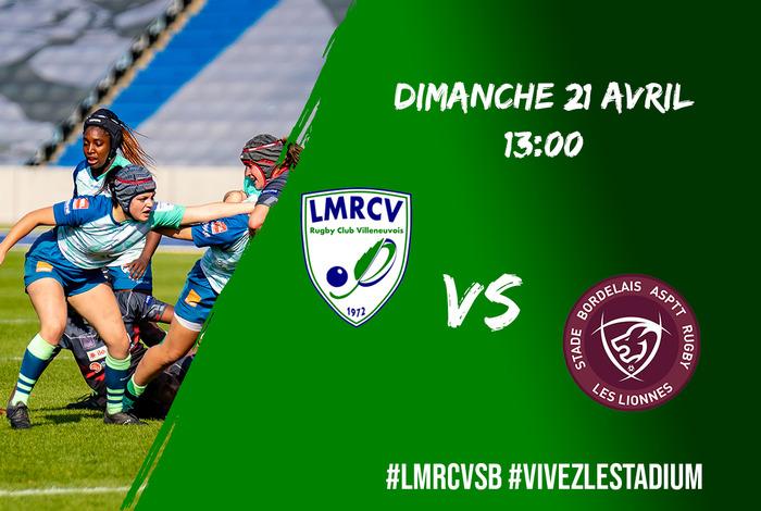 LMRCV - Stade Bordelais