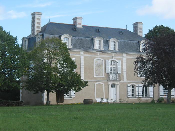 Journées du patrimoine 2017 - Logis de la Pinsonnière - Beaulieu sur Layon