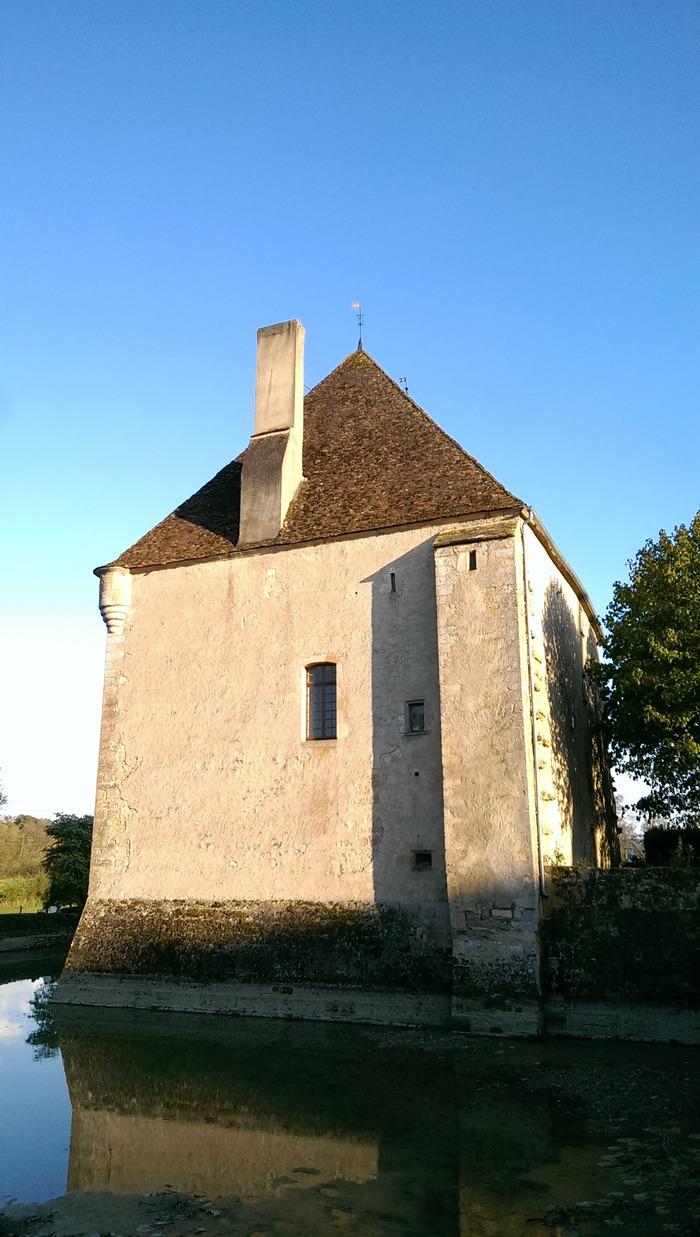 Journées du patrimoine 2018 - Logis du Prieuré de Lurcy-le-Bourg