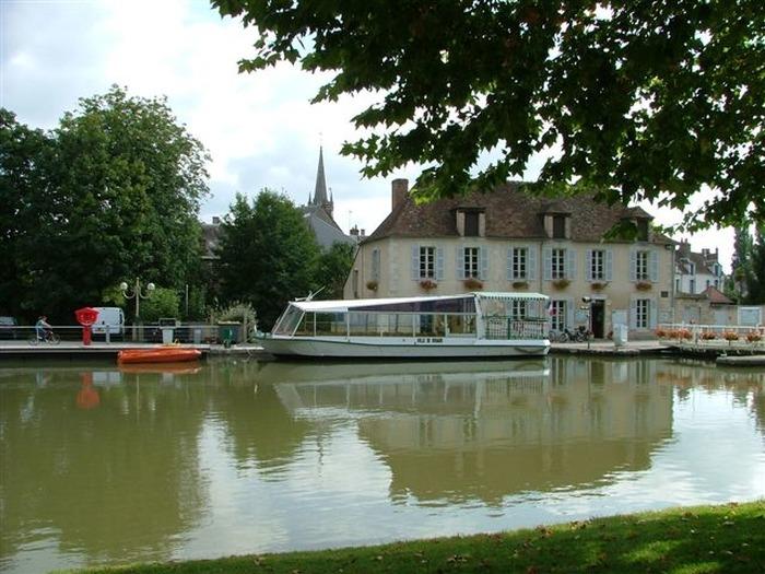 Journées du patrimoine 2017 - Loire et canaux