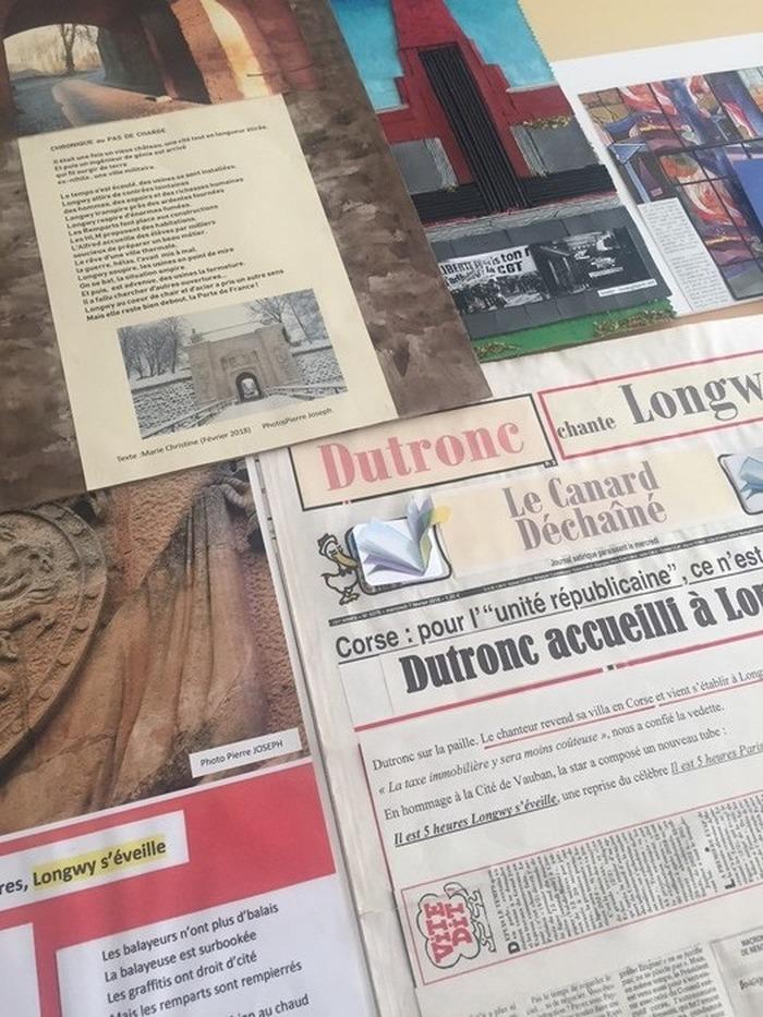 Journées du patrimoine 2018 - Longwy s'expose!