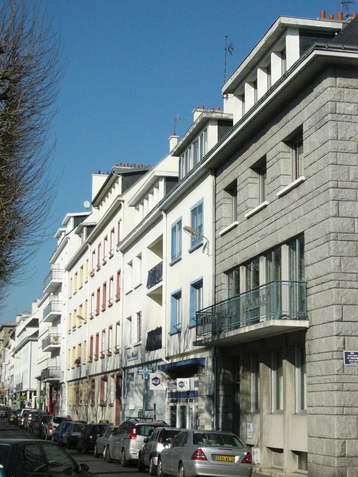 Journées du patrimoine 2018 - Lorient, avant-après