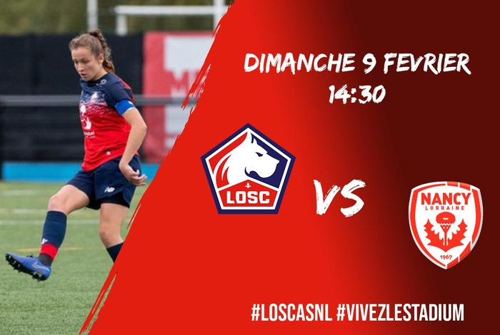 LOSC - AS Nancy Lorraine