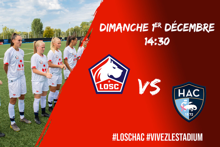 LOSC Féminines - Le Havre
