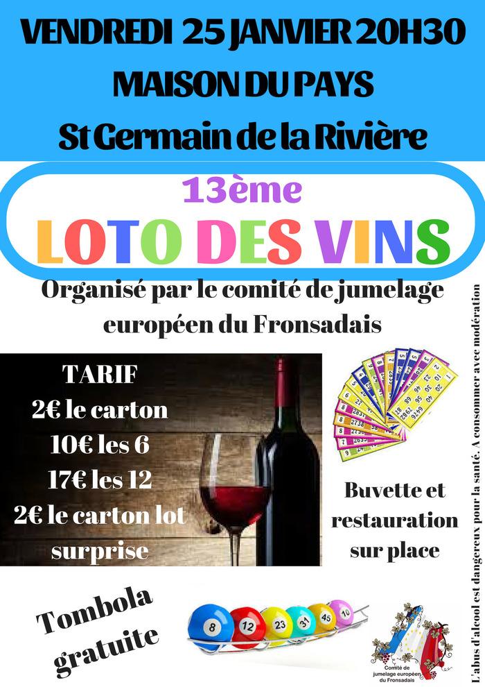 Loto des vins