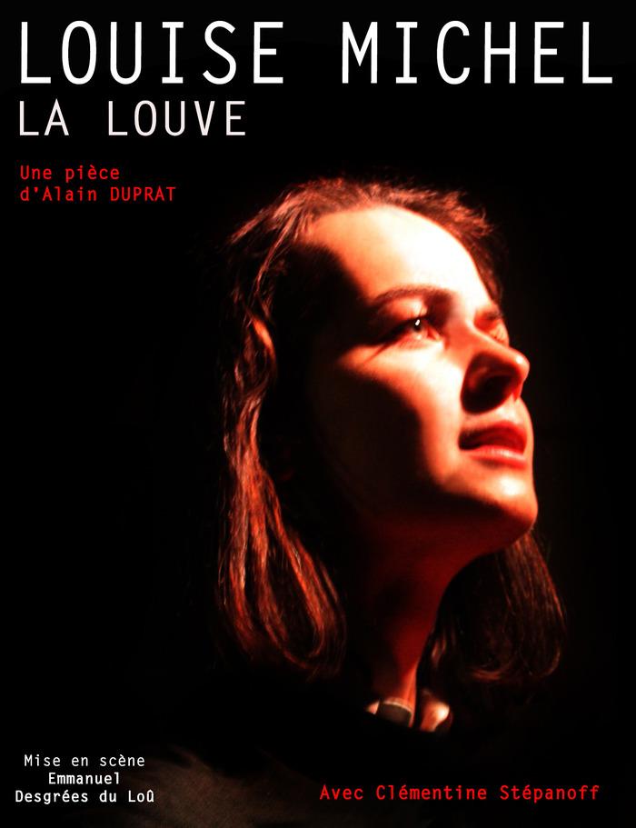 Crédits image : Louise Michel, La Louve