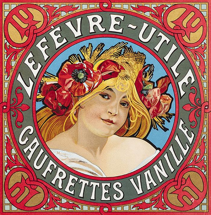 Journées du patrimoine 2018 - LU Lefèvre-Utile - Un Patrimoine à Croquer - Conférence