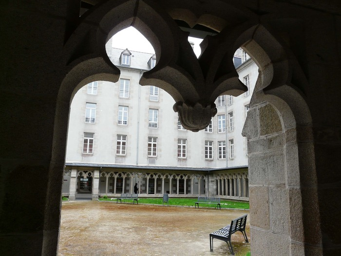 Journées du patrimoine 2017 - Lycée Chaptal