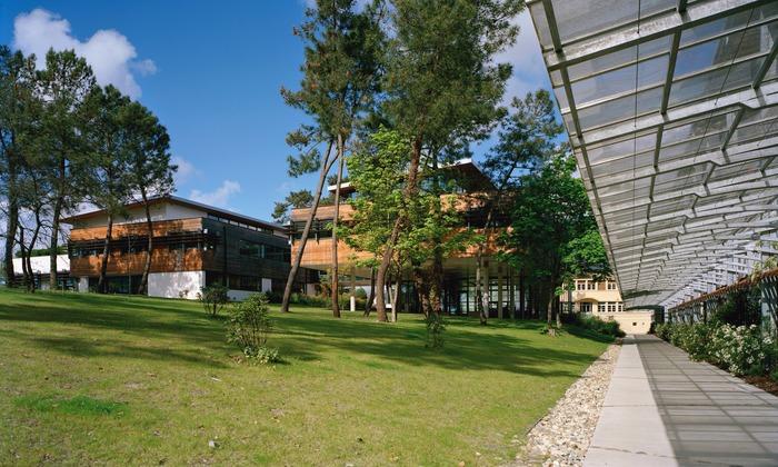 Journées du patrimoine 2018 - Lycée des Métiers Léonard de Vinci à Blanquefort