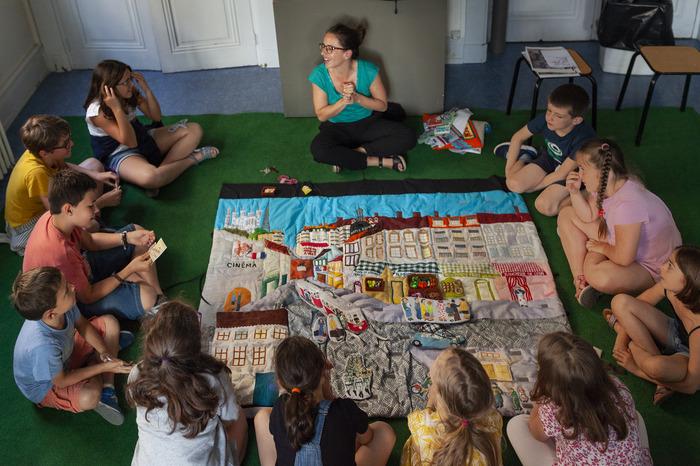 Journées du patrimoine 2018 - Atelier pour enfants