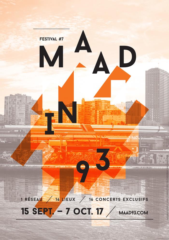 M&T@L + JOZEF DUMOULIN - festival MAAD in 93