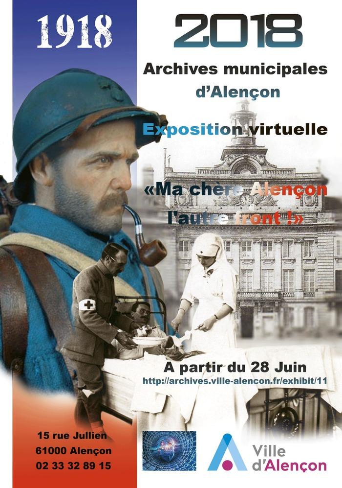 Journées du patrimoine 2018 - Exposition virtuelle