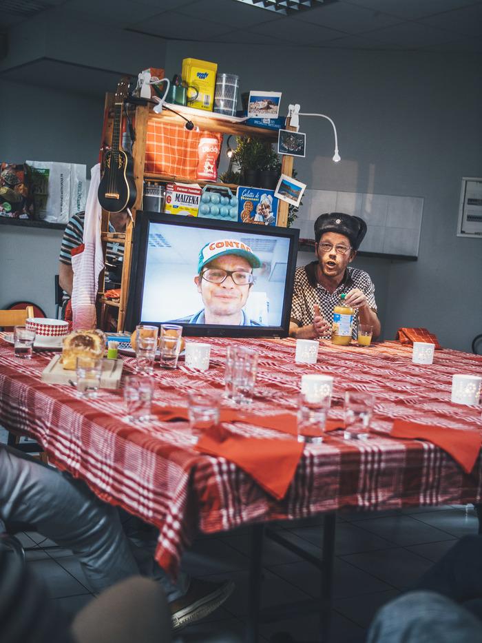 Ma Place à Table Par Les Frères Pablof - Petite forme, Marionnette documentaire – A partir de 8 ans
