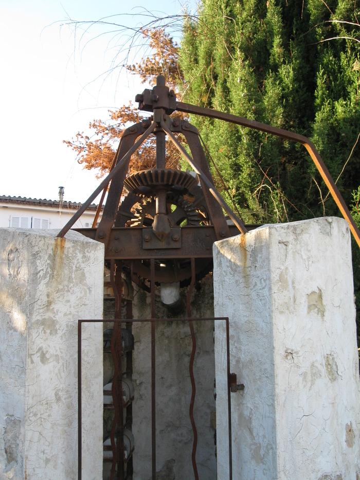 Journées du patrimoine 2018 - Machine hydraulique : La Noria