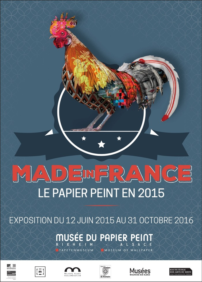 Made in france le papier peint en 2015 - Fabricant de papier peint en france ...