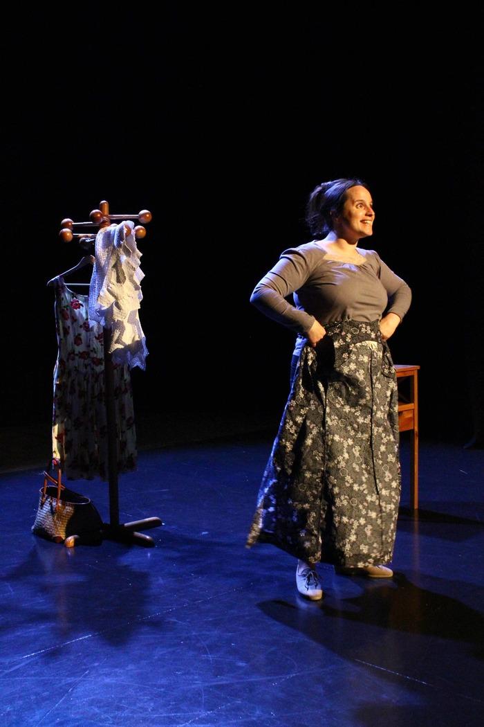 Madeleines - Karyne Puech - Théâtre du Tapis Bleu