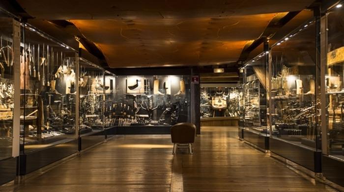 Journées du patrimoine 2018 - Visite des collections permanentes de la Maison de l'Outil et de la Pensée Ouvrière