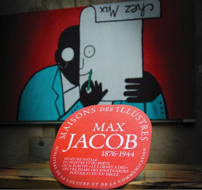 Journées du patrimoine 2017 - Maison de Max Jacob