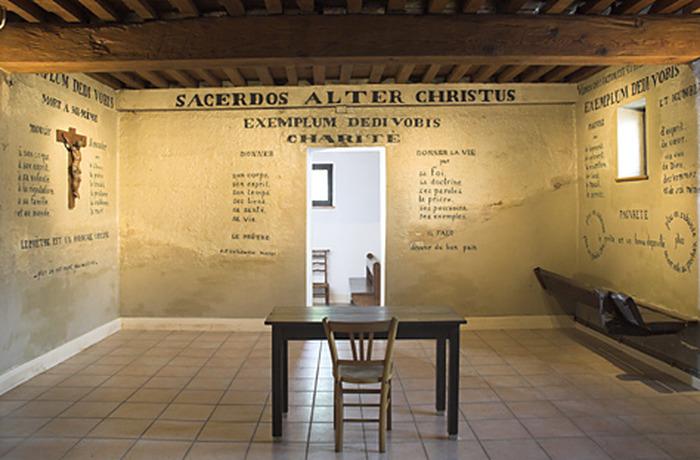 Journées du patrimoine 2017 - Maison du Père Chevrier