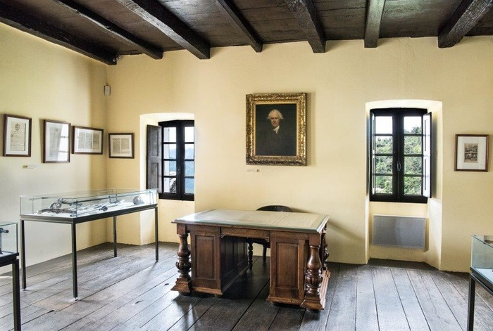 Journées du patrimoine 2018 - Maison natale de Pasquale Paoli