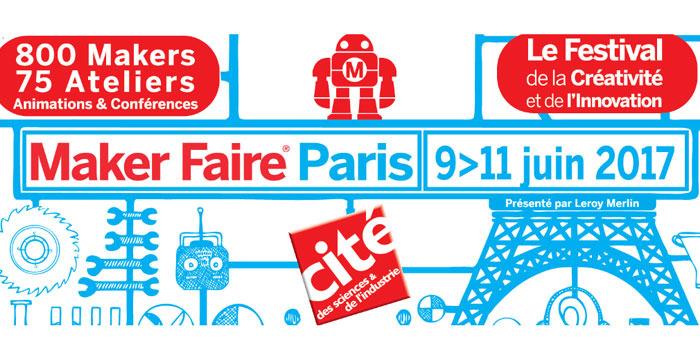 Maker Faire Paris 2017